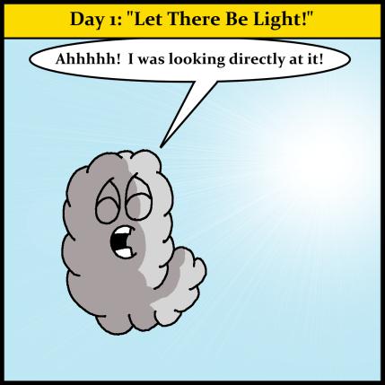 Yahweh Day 1