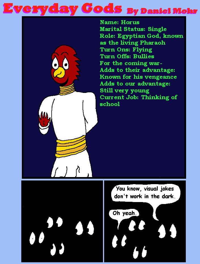 11 Horus