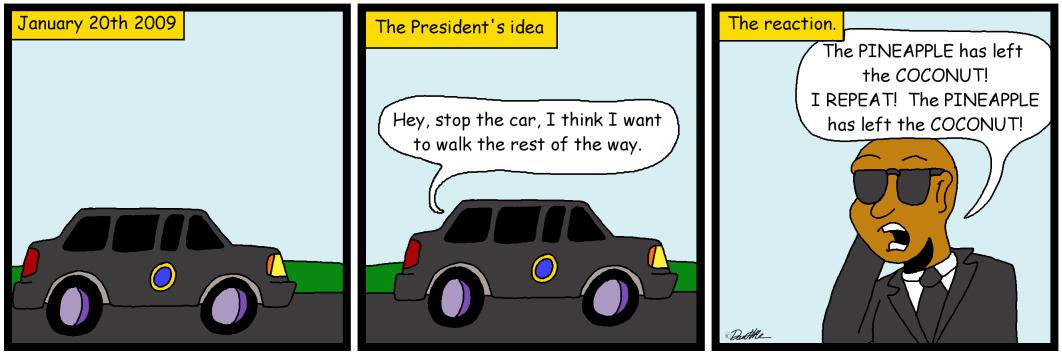President Nicknames